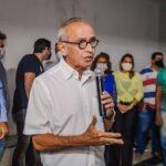 Cícero nega desabastecimento de vacinas contra a covid-19 em João Pessoa